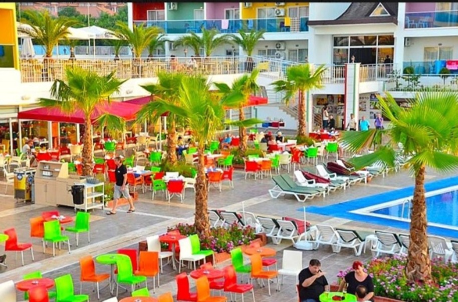 Hotel Blue Paradise (fotografie 4)