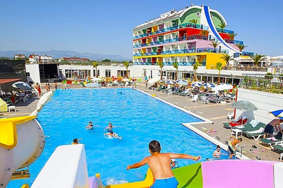 Hotel Blue Paradise (fotografie 6)