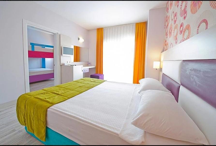 Hotel Blue Paradise (fotografie 10)