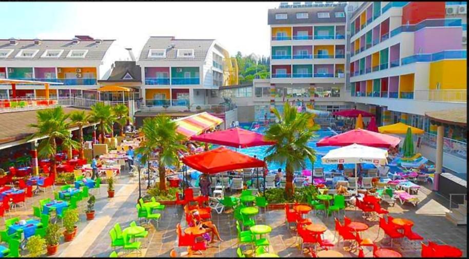 Hotel Blue Paradise (fotografie 11)