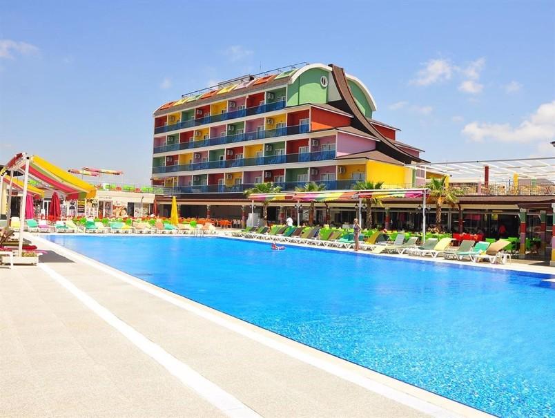 Hotel Blue Paradise (fotografie 12)