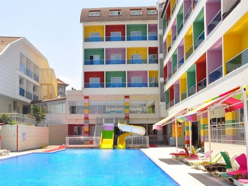Hotel Blue Paradise (fotografie 19)