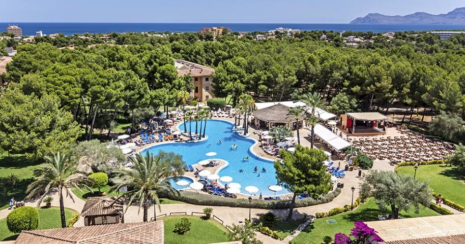 Hotel Fergus Club Vell Mari (fotografie 1)