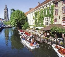 Brusel a Amsterdam