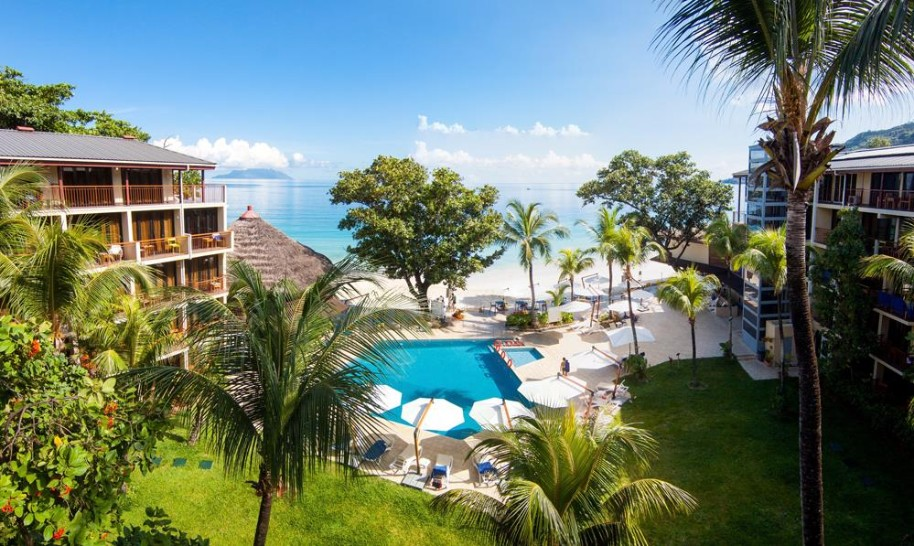 Coral Strand Smart Choice Hotel (fotografie 34)