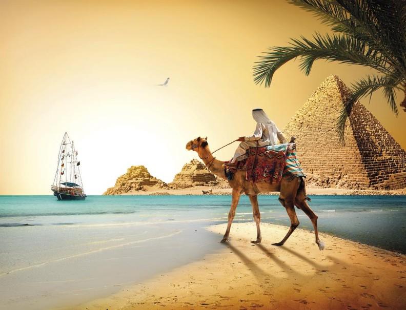 Pobyt u moře v Hurghadě s poznáním Egypta (fotografie 6)