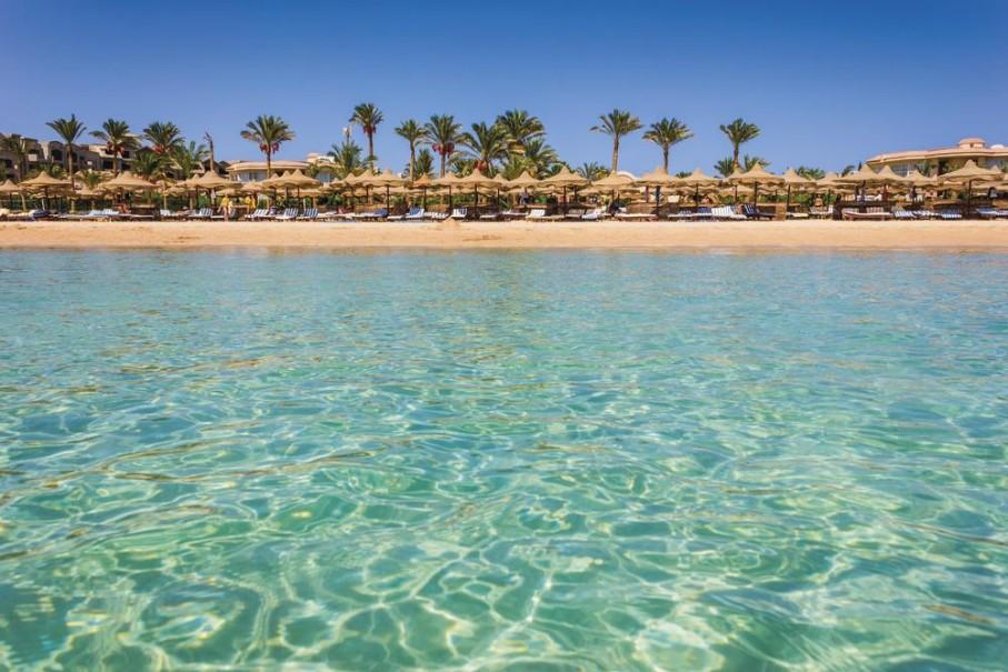 Pobyt u moře v Hurghadě s poznáním Egypta (fotografie 7)