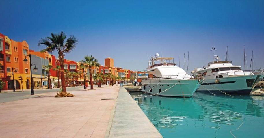 Pobyt u moře v Hurghadě s poznáním Egypta (fotografie 8)