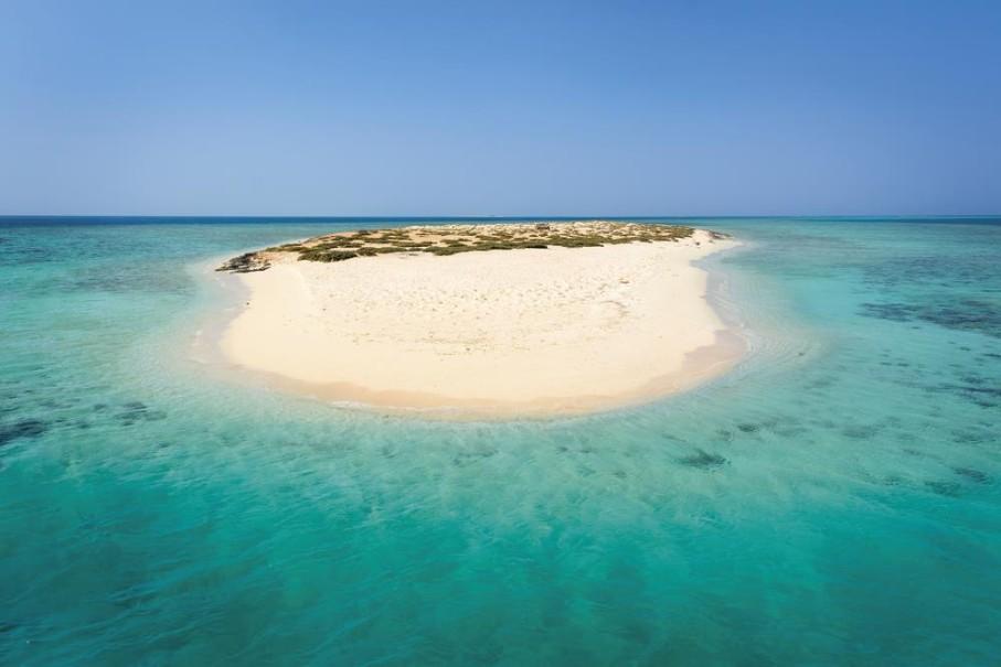 Pobyt u moře v Hurghadě s poznáním Egypta (fotografie 1)