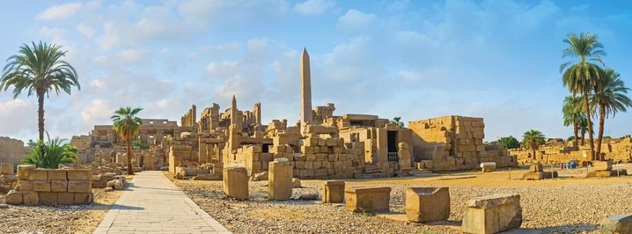Pobyt u moře v Hurghadě s poznáním Egypta (fotografie 11)