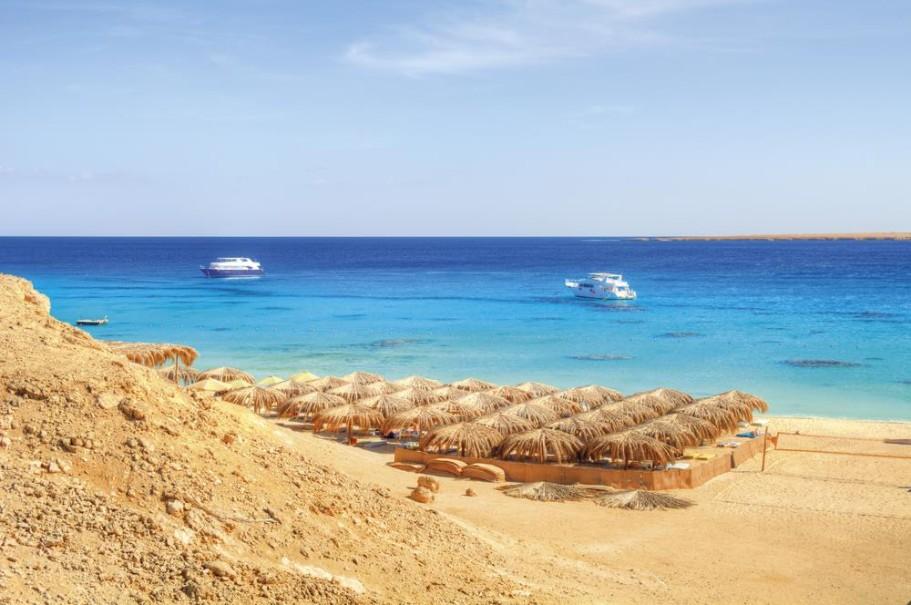 Pobyt u moře v Hurghadě s poznáním Egypta (fotografie 13)