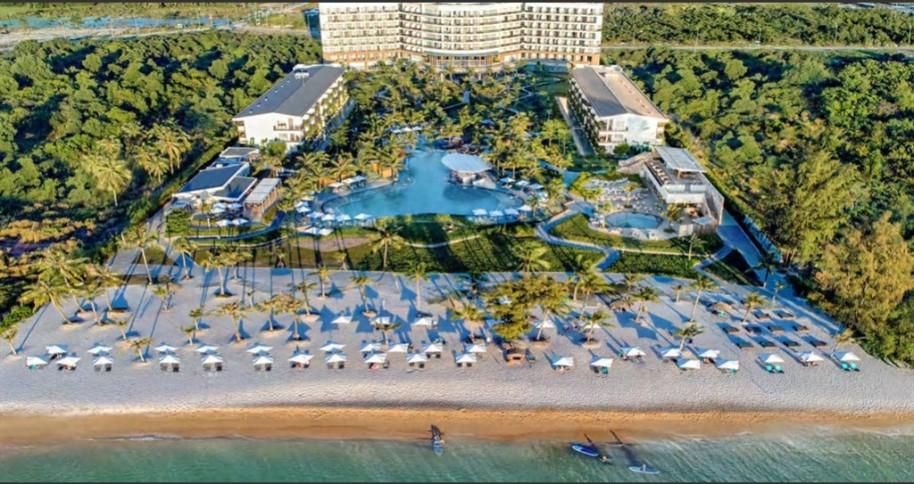 Hotel Sol Beach House Phu Quoc (fotografie 3)