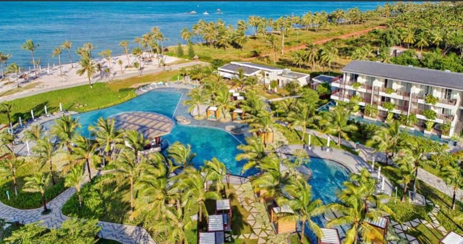 Hotel Sol Beach House Phu Quoc (fotografie 1)