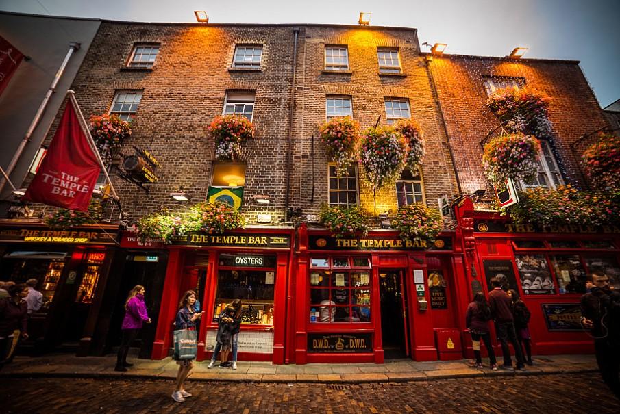 To nejlepší z Dublinu + irská příroda (fotografie 7)
