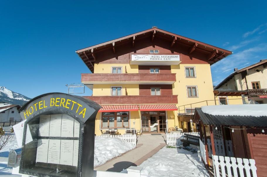 Hotel Beretta (fotografie 1)