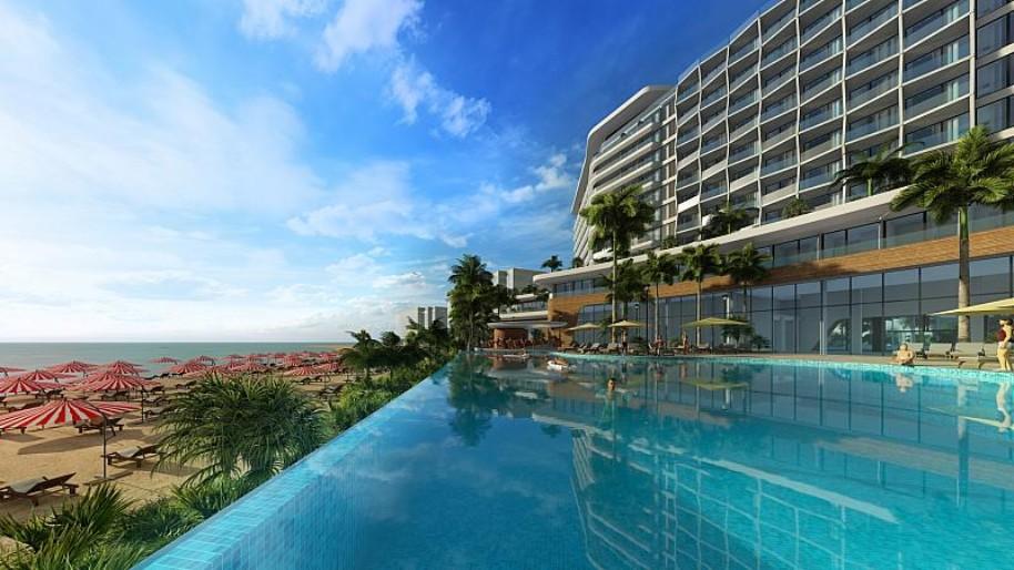 Hotel Hampton By Hilton Marjan Island (fotografie 1)