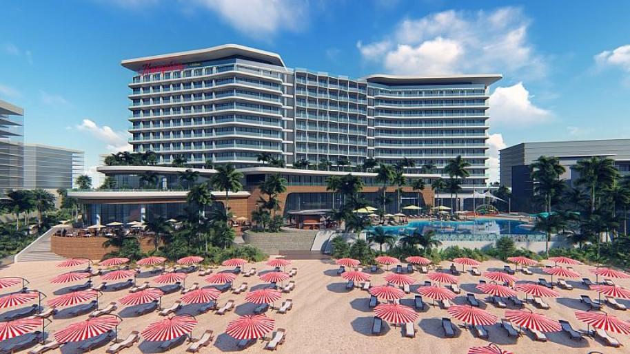 Hotel Hampton By Hilton Marjan Island (fotografie 5)