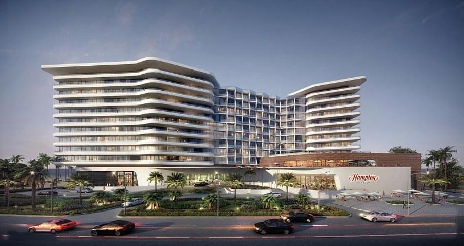 Hotel Hampton By Hilton Marjan Island (fotografie 7)