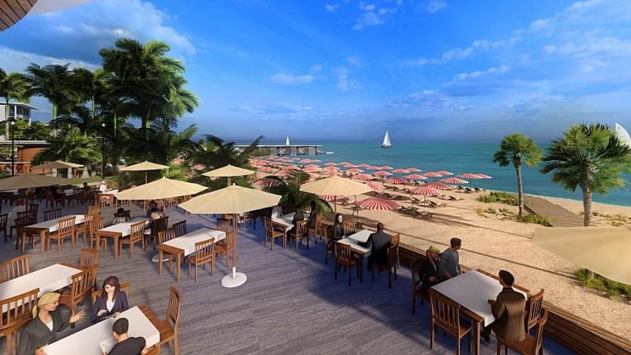 Hotel Hampton By Hilton Marjan Island (fotografie 8)