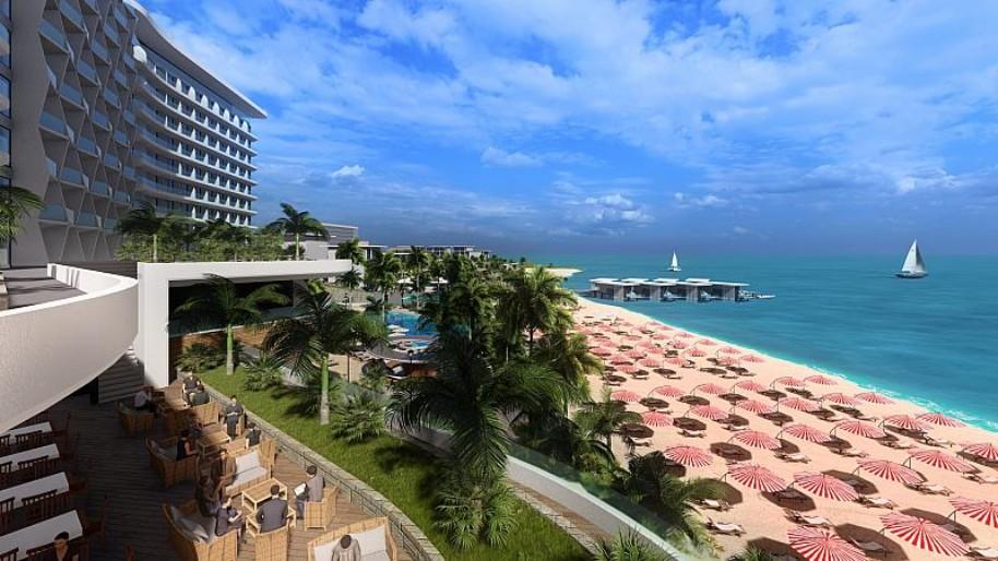 Hotel Hampton By Hilton Marjan Island (fotografie 10)