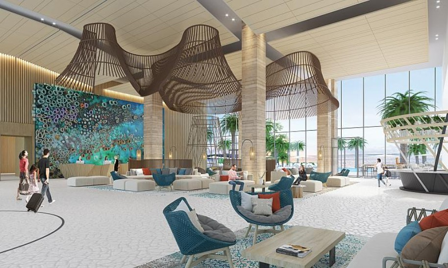 Hotel Hampton By Hilton Marjan Island (fotografie 12)