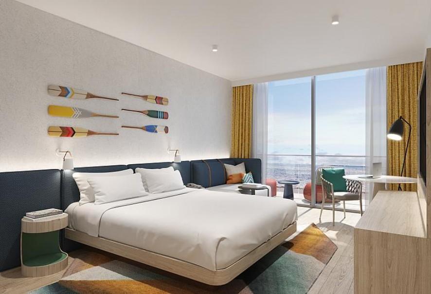 Hotel Hampton By Hilton Marjan Island (fotografie 13)