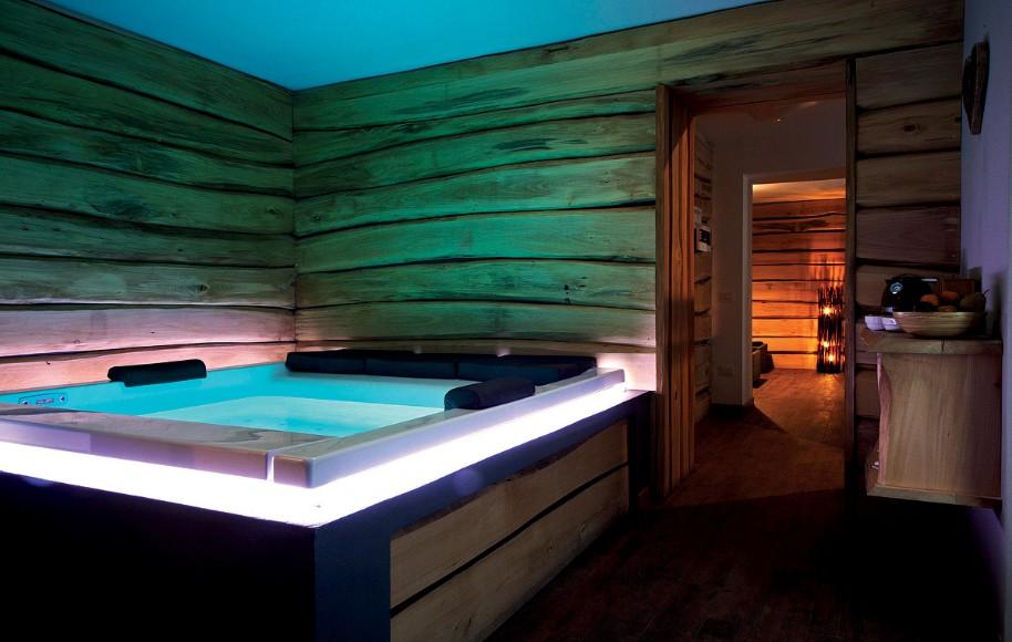 Wellness & Private Spa Residence Cavanis (fotografie 3)