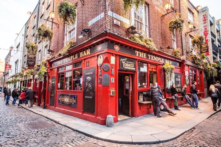 Prodloužený víkend v Dublinu (fotografie 11)