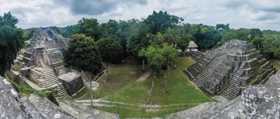 Perly Střední Ameriky - Guatemala, Honduras, Belize (fotografie 1)