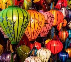 Pestrobarevný Vietnam