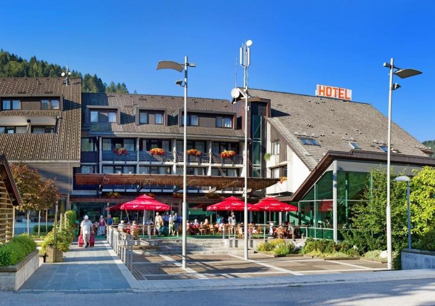 Hotel Cerkno (fotografie 19)