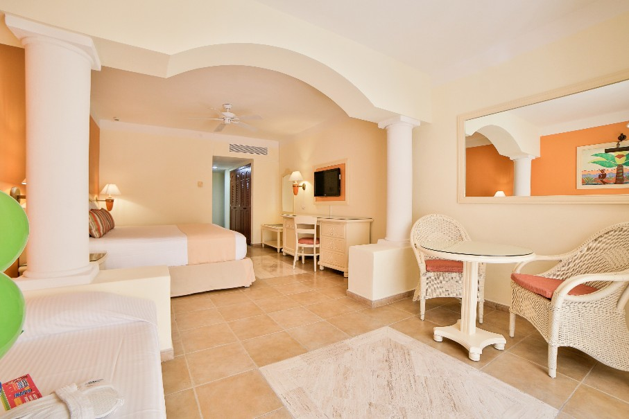 Hotel Grand Bahia Principe Coba (fotografie 9)