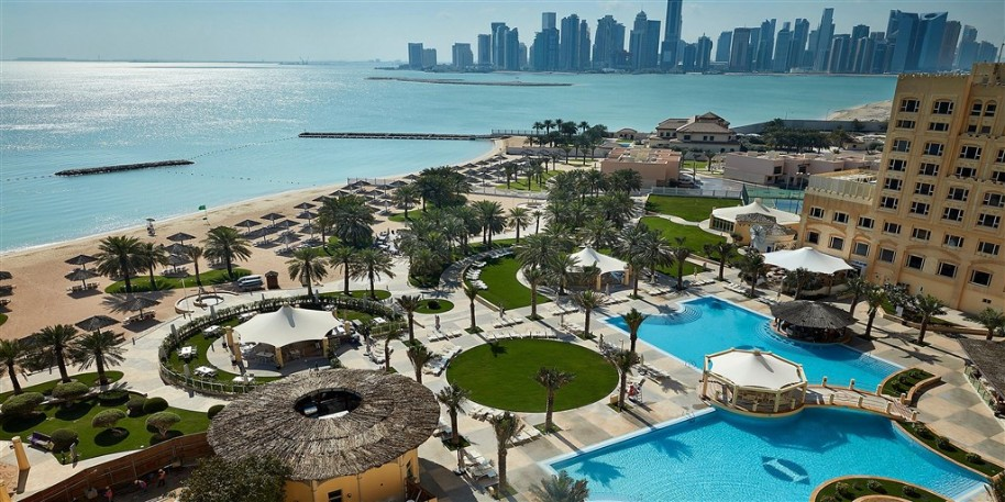 Intercontinental Doha (fotografie 1)