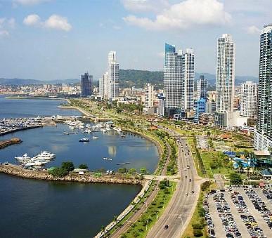 Panama a Tichý oceán (Royal Decameron)