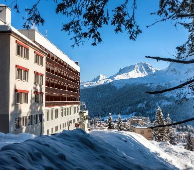 Arosa Mountain Lodge