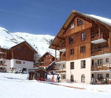 Residence L'orée Des Pistes (hlavní fotografie)