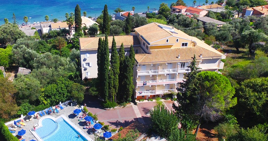 Hotel Ipsos Beach (fotografie 16)