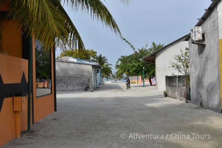 Toulky po Maledivách (fotografie 16)