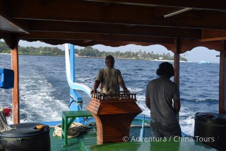 Toulky po Maledivách (fotografie 17)