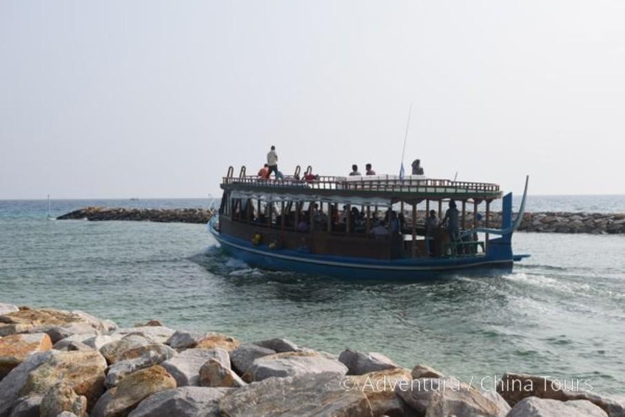 Toulky po Maledivách (fotografie 18)