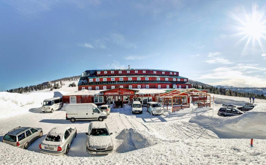 Hotel Špindlerova Bouda (fotografie 2)