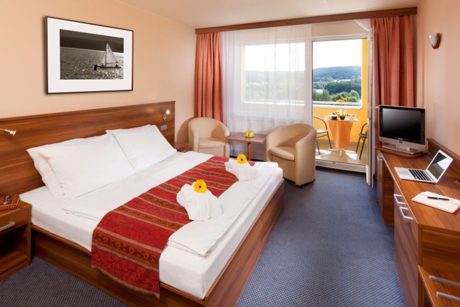 Wellness Hotel Frymburk (fotografie 3)