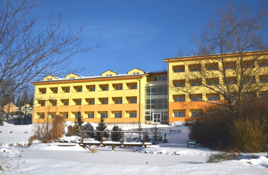 Wellness Hotel Frymburk (fotografie 1)