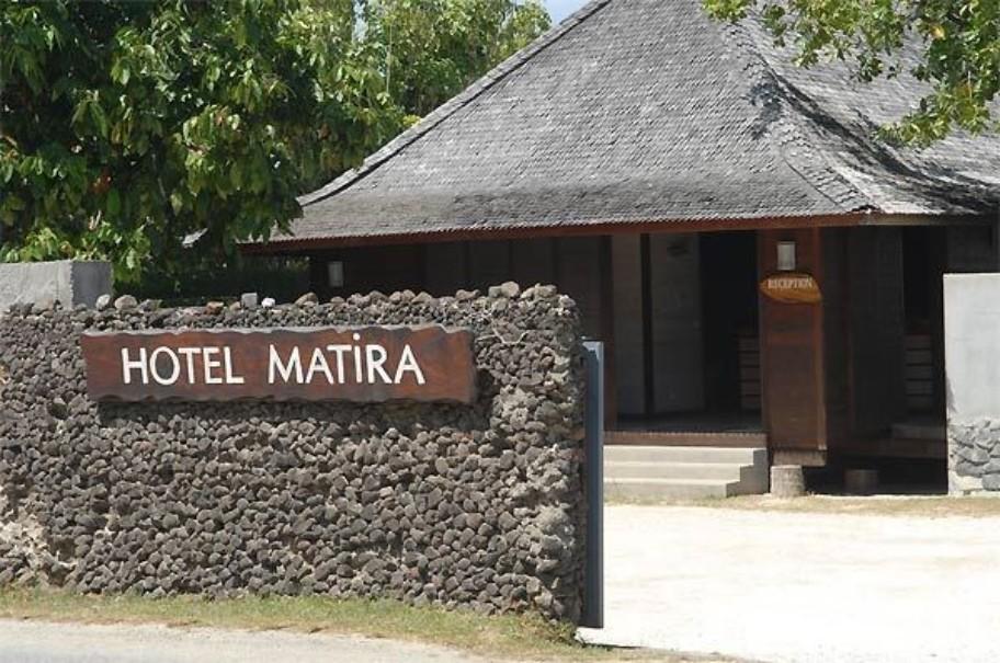 Matira Bora Bora (fotografie 2)