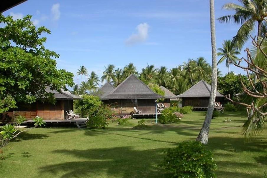 Matira Bora Bora (fotografie 3)