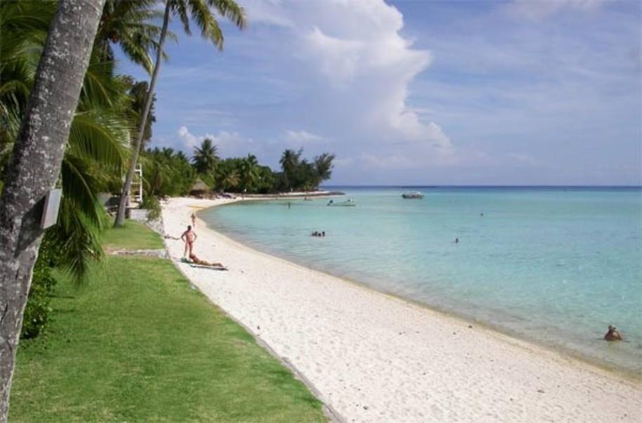 Matira Bora Bora (fotografie 8)