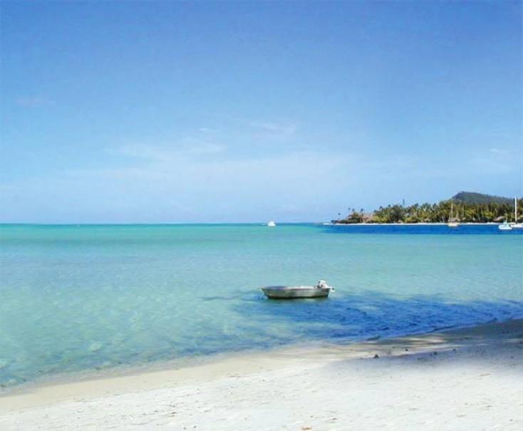 Matira Bora Bora (fotografie 10)