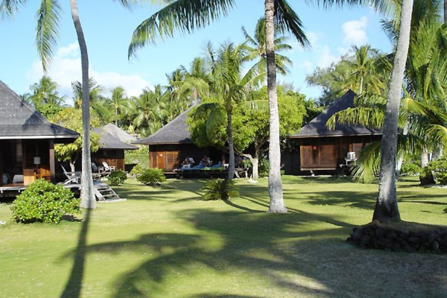 Matira Bora Bora (fotografie 16)