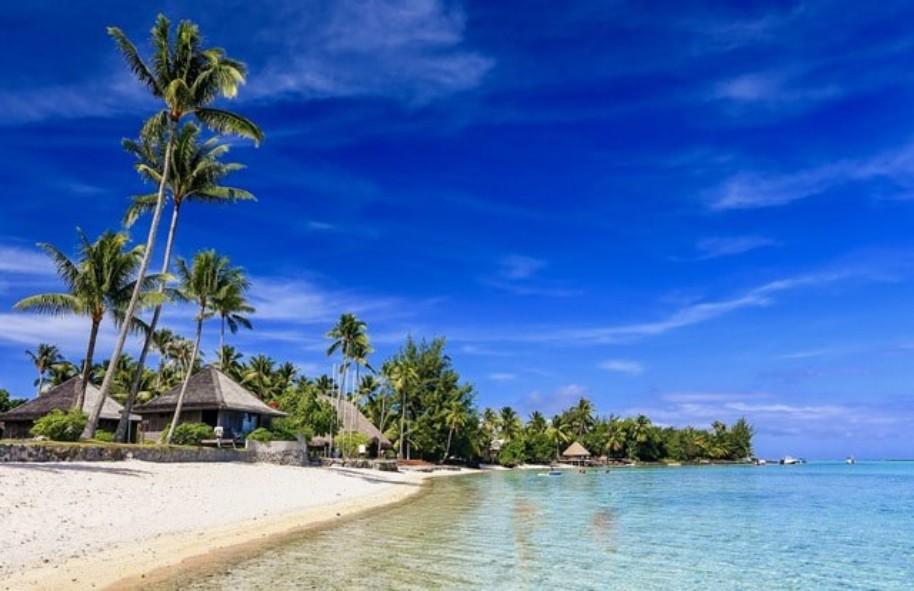 Matira Bora Bora (fotografie 1)