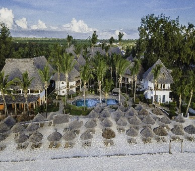 Hotel Waridi Beach Resort